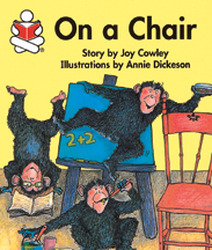 Story Box, (Level D) On a Chair Big Book