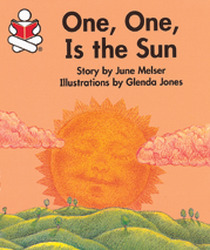 Story Box, (Level D) One, One, Is the Sun Big Book