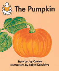 Story Box, (Level G) The Pumpkin