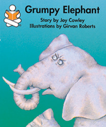 Story Box, (Level G) Grumpy Elephant