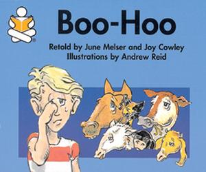 Story Box, (Upper Emergent) Boo-Hoo