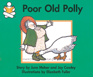 Story Box, (Early Emergent) Poor Old Polly, Big Book