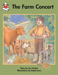Story Box, (Early Emergent) The Farm Concert, Big Book