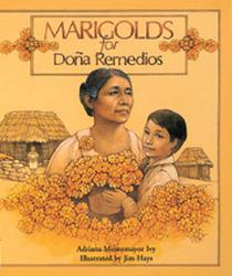 Story Vine Marigolds for Dona Remedios (Single Copy)