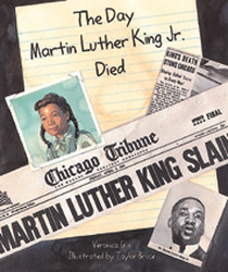 Story Vine The Day Martin Luther King Jr Died (Single Copy)