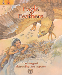 Story Vine Eagle Feathers, 6-pack