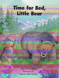 Story Basket, Time for Bed, Little Bear, 6-pack