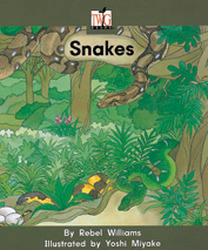 TWIG, (Level B) Snakes 6-pack