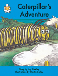 Story Box, (Upper Emergent) Caterpillar's Adventure