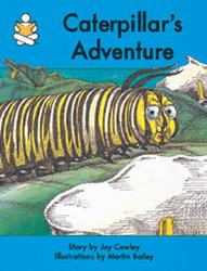 Story Box, (Upper Emergent) Caterpillar's Adventure