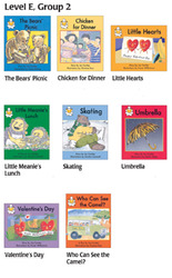 Story Box, Emergent Readers, Level E: Group 2 (Student Books)