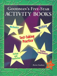 Goodman's Five-Star Stories Activity Books: Level G