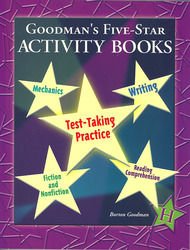 Goodman's Five-Star Stories Activity Books: Level H