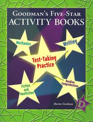 Goodman's Five-Star Stories Activity Books: Level D