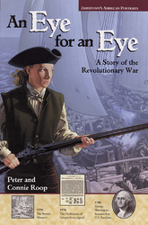 Jamestown's American Portraits  An Eye for an Eye Softcover