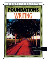 Foundations Writing