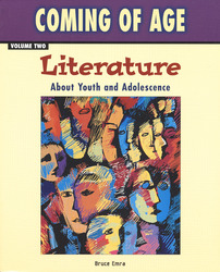 Coming of Age, Volume Two: Literature About Youth and Adolescence, Softcover Student Edition