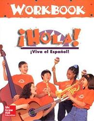 Viva el Espanol: Hola!, Student Workbook
