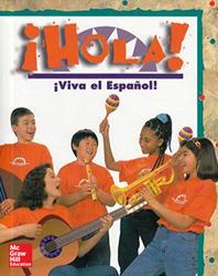 Viva el Espanol: Hola!, Test Blackline Masters