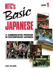 NTC Basic Japanese Level 1, Student Edition