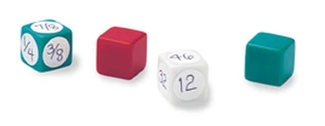 Blank Dice and Labels