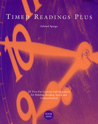 Timed Readings Plus Book 4