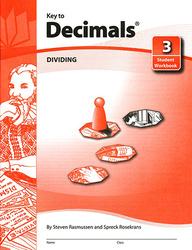 Key to Decimals, Book 3: Dividing