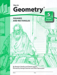Key to Geometry, Book 5: Squares and Rectangles