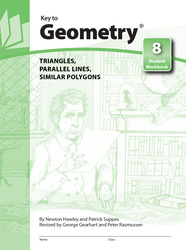 Key to Geometry, Book 8: Triangles, Parallel Lines, Similar Polygons