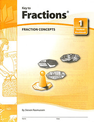 Key to Fractions, Book 1: Fraction Concepts