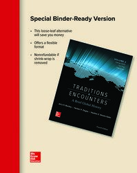Looseleaf for Traditions & Encounters: A Brief Global History Volume 2