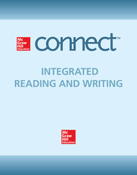 Connect Integrated Reading and Writing Online Access