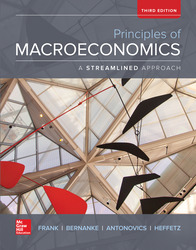 Principles of Macroeconomics, A Streamlined Approach
