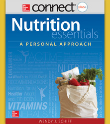 Connect Online Access for Nutrition Essentials: A Personal Approach