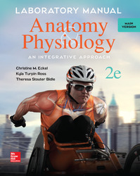 Laboratory Manual Main Version for McKinley's Anatomy & Physiology