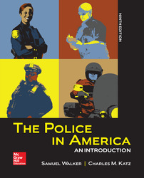 The Police in America: An Introduction