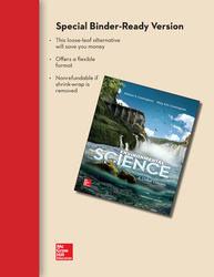 Package: Loose Leaf Environmental Science with Connect Access Card