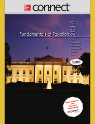 Connect 1-Semester Online Access for Fundamentals of Taxation 2014 Edition