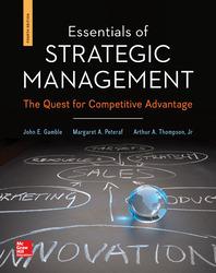 Loose-Leaf Essentials of Strategic Management