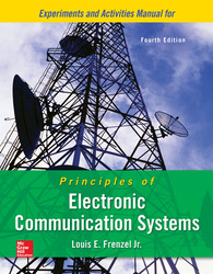 Experiments Manual for Principles of Electronic Communication Systems