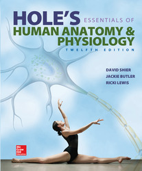 Combo: Hole's Essentials of Human Anatomy & Physiology with Martin Lab Manual