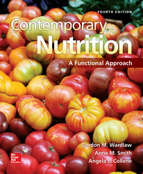 Combo: Loose Leaf Contemporary Nutrition: A Functional Approach with Connect Access Card