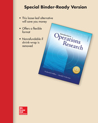 Loose Leaf for Introduction to Operations Research