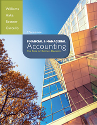 Loose Leaf Financial and Managerial Accounting with Connect Access Card