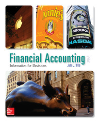 Loose Leaf Financial Accounting: Information for Decisions with Connect Access Card