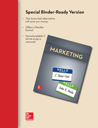 Loose Leaf of Marketing with Connect Access Card and Practice Marketing Access Cards