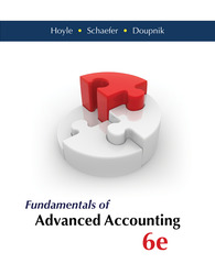 Loose Leaf Fundamentals of Advanced Accounting with Connect Access Card