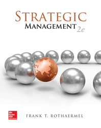 Loose Leaf Strategic Management: Concepts with Connect Access Card