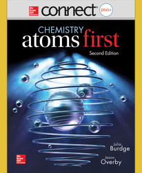 Connect 1-Semester Online Access for Chemistry: Atoms First