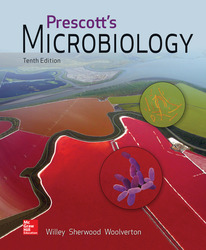 Prescott's Microbiology 10th Edition